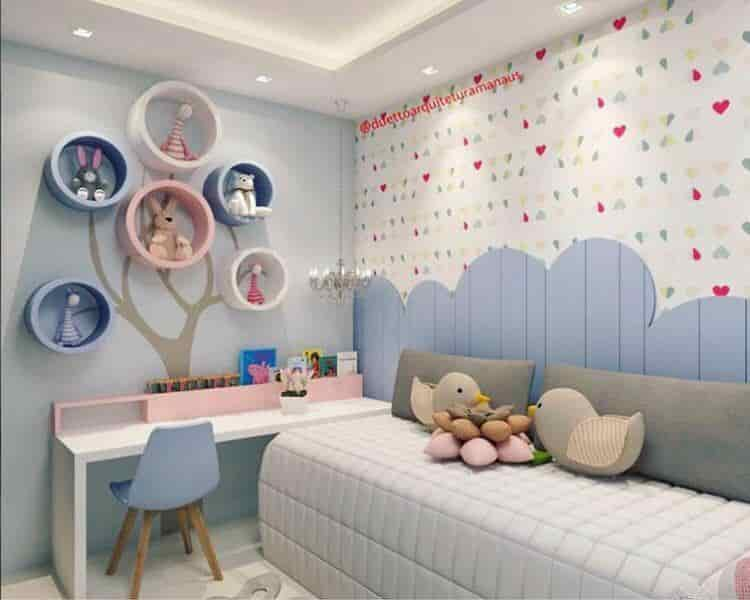 Kid's bedroom interior designer